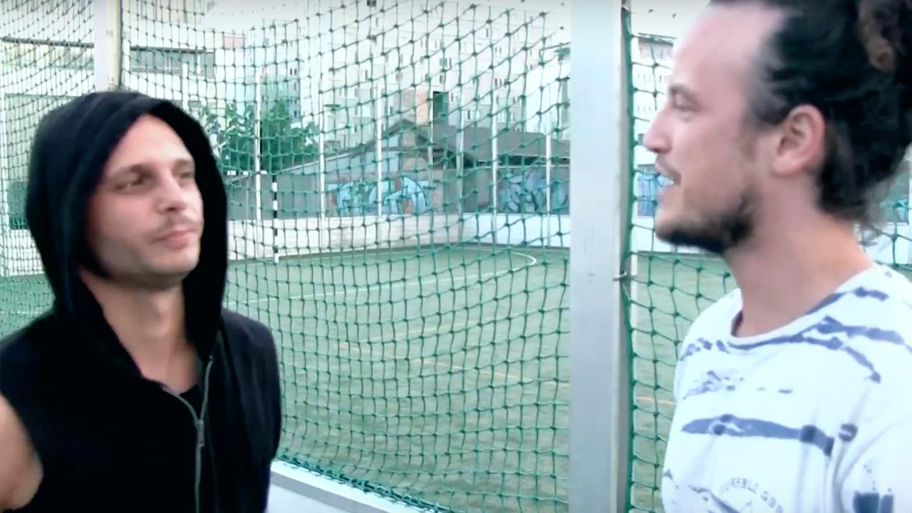 Cigo – populárny rapper má futbalové skills  30e5b3cd3b9